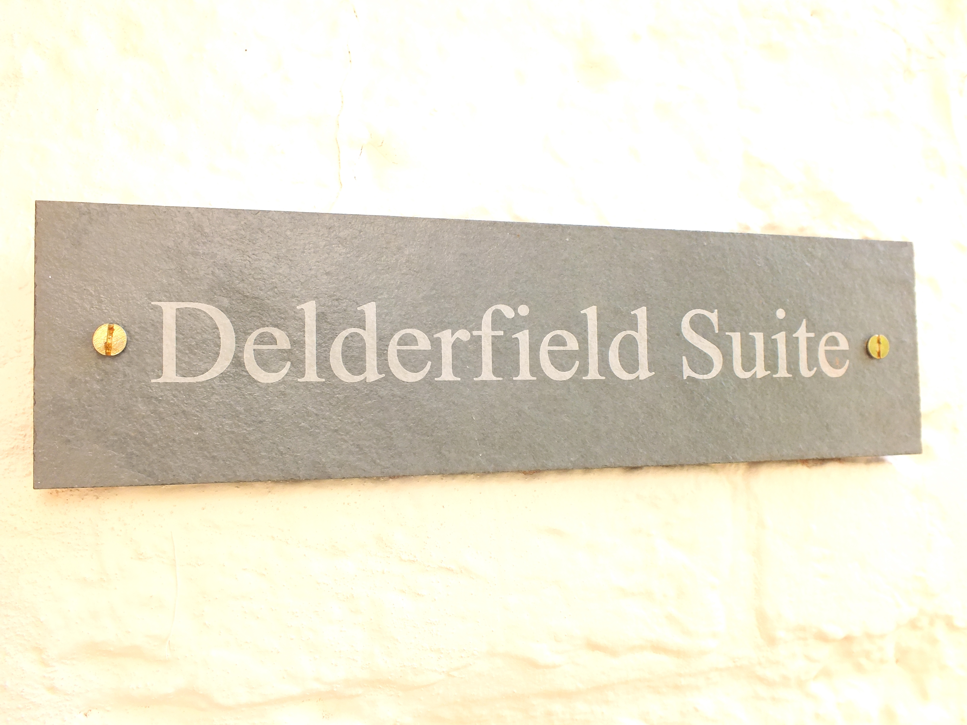 The Delderfield Suite